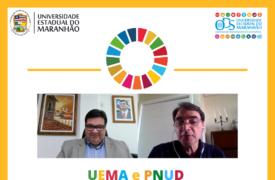 UEMA e PNUD buscam parceria Interinstitucional para implementação da agenda 2030